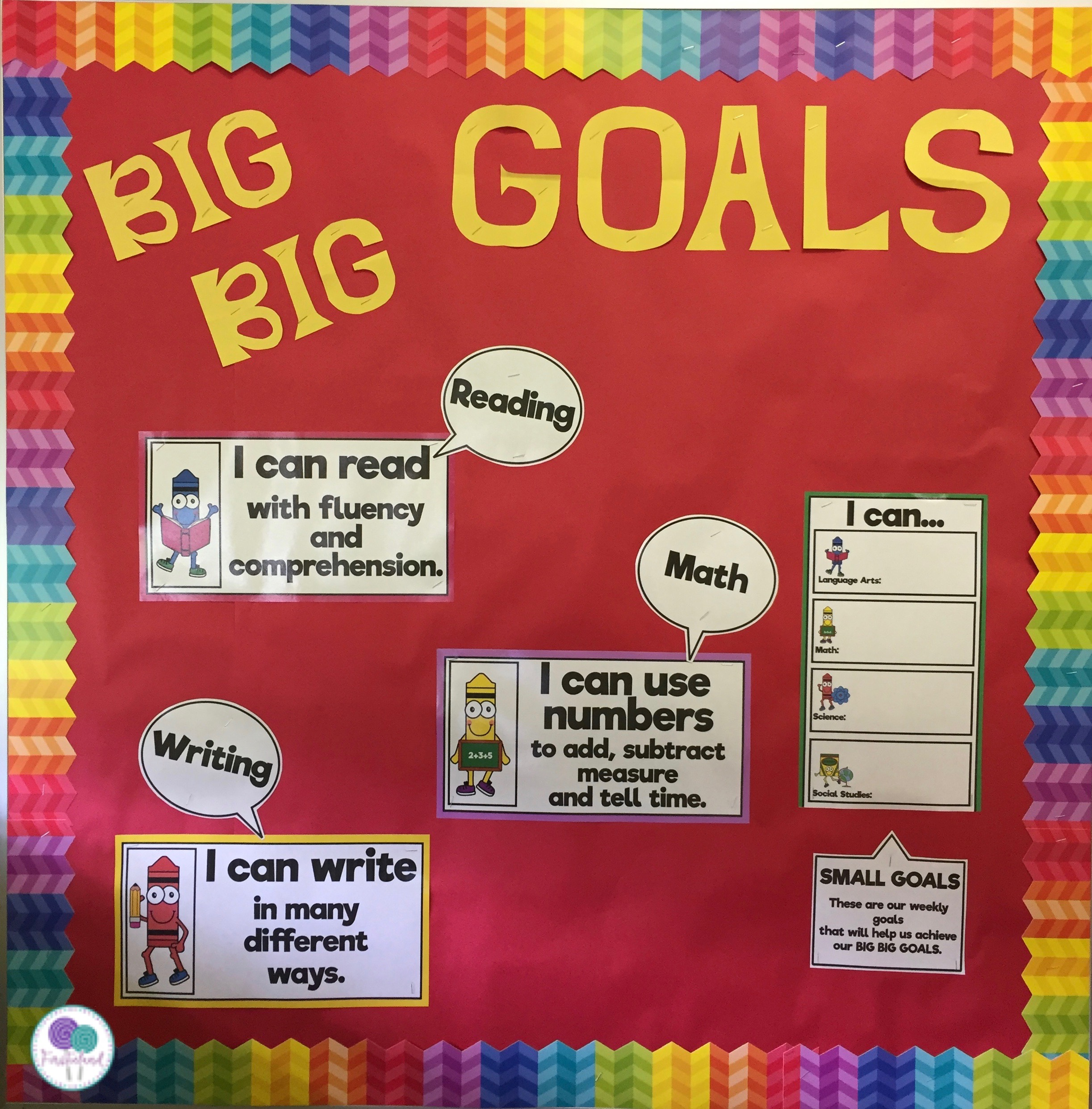 Crayon Themed Classroom Ideas For First Grade Firstieland