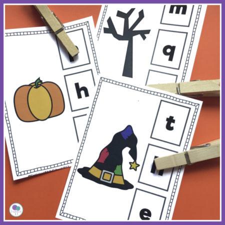 Halloween Literacy Activities That First Grade Kids Will Love! - Firstieland