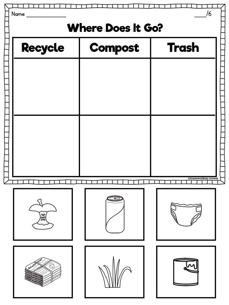 Earth Day Activities For First Grade Kids - Firstieland